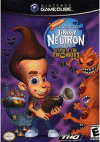 Jimmy Neutron: Attack of the Twonkies/Game cube