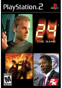 24 The Game/PS2