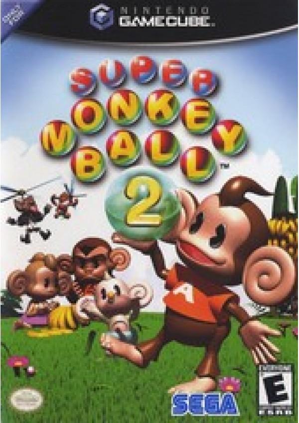 Super Monkey Ball 2/GameCube