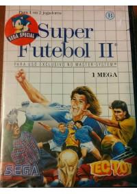 Super Futebol 2/Sega Master