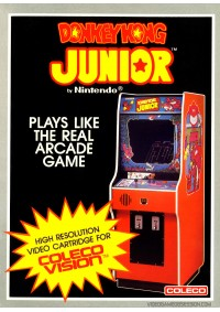 Donkey Kong Junior/Colecovision