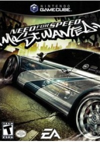 Need For Speed Most Wanted/Game Cube