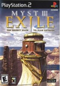 Myst III Exile/PS2