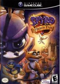 Spyro A Hero's Tail/GameCube