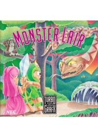Monster Lair/Turbogafx CD