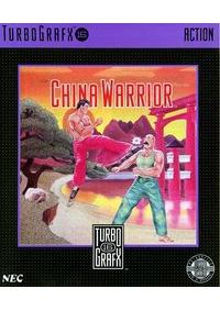 China Warrior/TurboGrafx-16