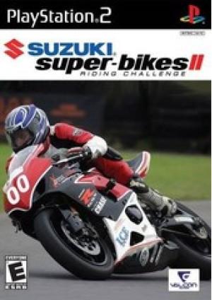 Suzuki Super-Bikes II Riding Challenge/PS2
