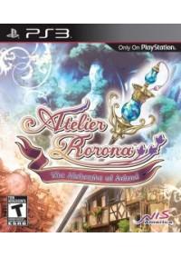 Atelier Rorona The Alchemist of Arland/PS3