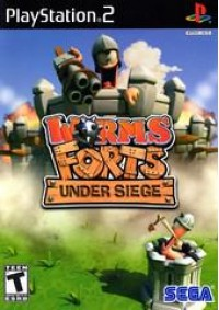 Worms Forts Under Siege!/PS2