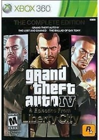 Grand Theft Auto IV The complete Edition/Xbox360