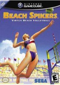 Beach Spikers Virtua Beach Volleyball/GameCube