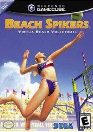 Beach Spikers Virtua Beach Volleyball/GameCube