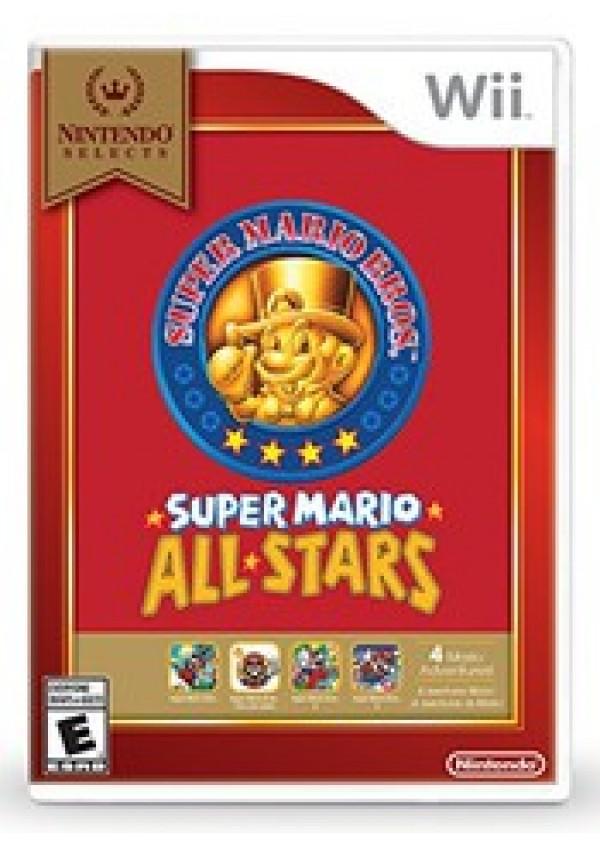 Super Mario All-Stars/Wii