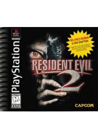 Resident Evil 2 (Black Label) / PS1