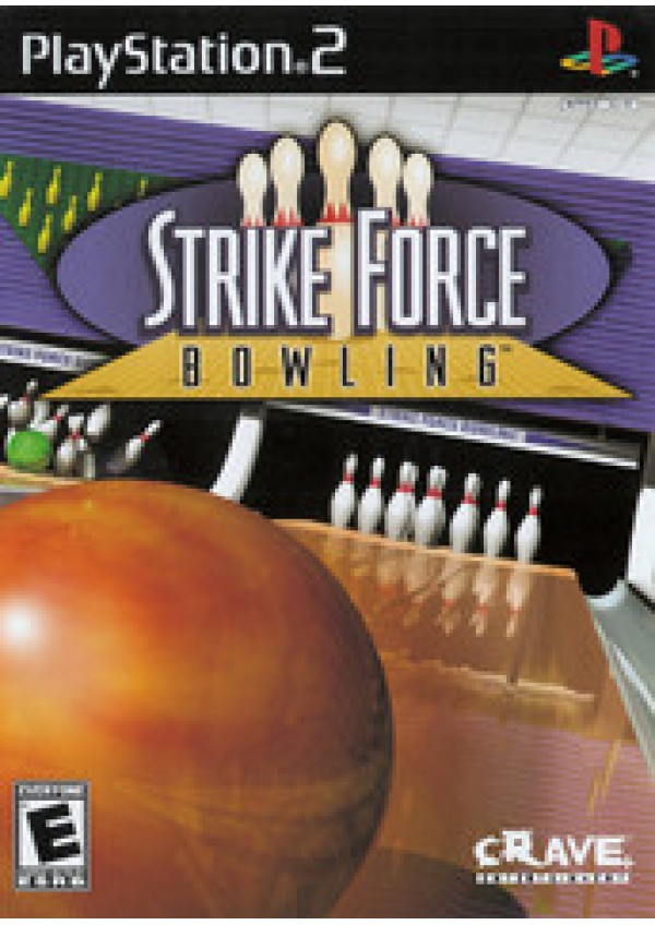 Strike Force Bowling / PS2