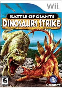 Battle of Giants - Dinosaurs Strike /WII