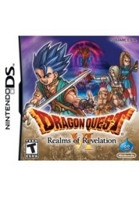 Dragon Quest VI Realms Of Revelation/DS