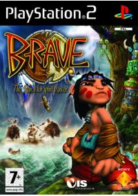 Brave the search for spirit dancer/PS2