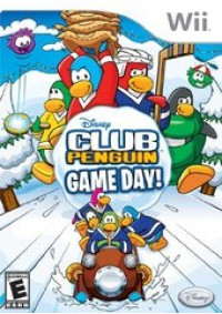 Club Penguin Game Day!/Wii