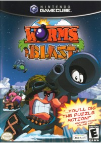 Worms Blast/Game Cube