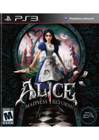 Alice Madness Returns/PS3