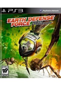 Earth Defense Force Insect Armageddon/PS3