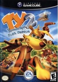 Ty The Tasmanian Tiger 2 Bush Rescue/GameCube