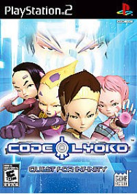 Code Lyoko Quest For Infinity/PS2