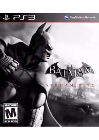 Batman Arkham City/PS3