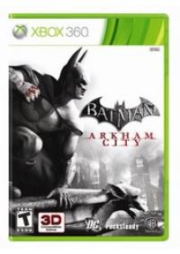 Batman Arkham City/Xbox 360
