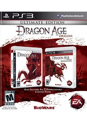 Dragon Age Origins Ultimate Edition/PS3