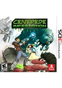 Centipede Infestation/3DS