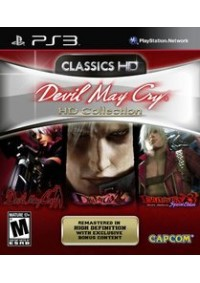 Devil May Cry HD Collection/PS3