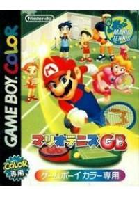Mario Tennis (Version Japonaise) /Game Boy Color