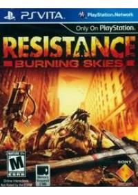 Resistance Burning Skies/PS Vita