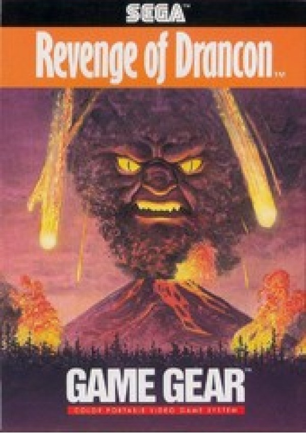 Revenge of Drancon / Game Gear