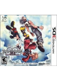 Kingdom Hearts 3D Dream Drop Distance/3DS