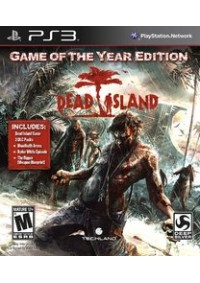 Dead Island Game Of The Year/PS3