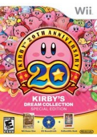 Kirby's Dream Collection Special Edition/Wii