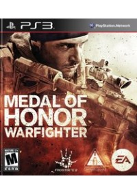 Medal Of Honor Warfighter/PS3