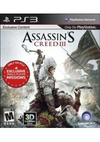 Assassin's Creed III/PS3