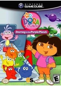 Dora The Explorer Journey To The Purple Planet/GameCube