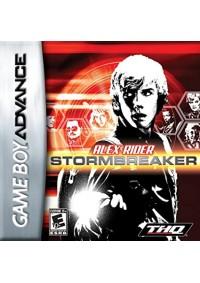 Alex Rider Stormbreaker/GBA