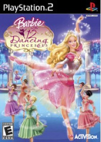 Barbie In The 12 Dancing Princesses/PS2