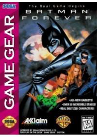 Batman Forever/Game Gear
