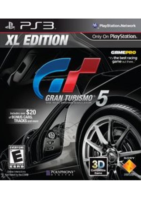 Gran Turismo 5 XL Edition/PS3
