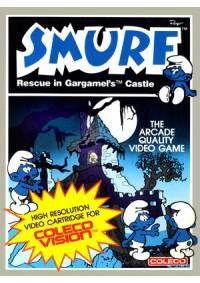 Smurf Rescue In Gargamel's Castle/Colecovision