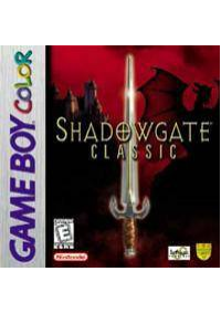 Shadowgate Classic/Game Boy Color