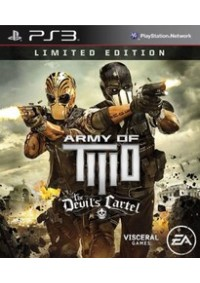 Army Of Two The Devil's Cartel/PS3