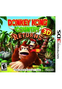 Donkey Kong Country Returns 3D/3DS